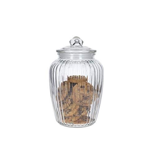 Barattolo grande di vetro, 2,2 litri circa per caramelle