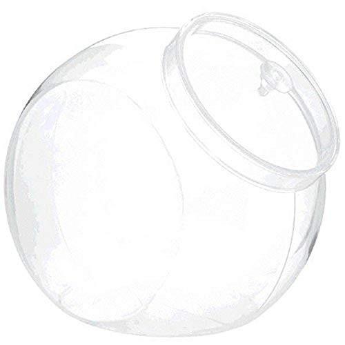 Contenitore di plastica con coperchio Amscan