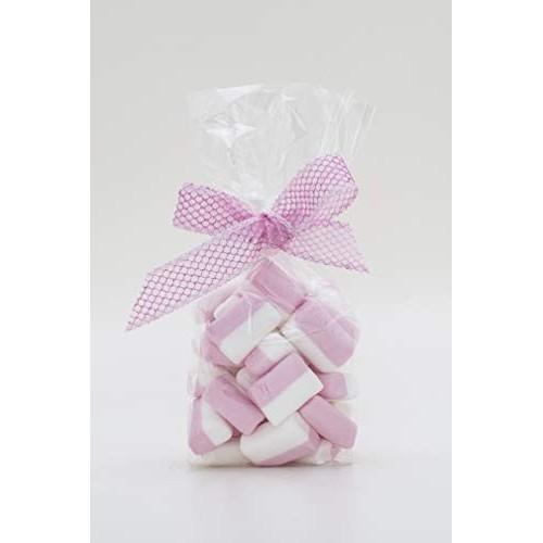 50 Sacchetti per caramelle 6x5x2 cm