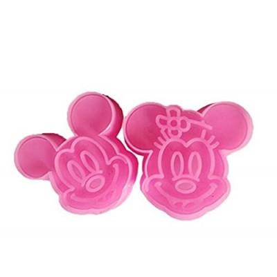 stampini per biscotti Minnie e topolino