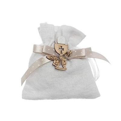 36 sacchetto cotone con Calice Comunione