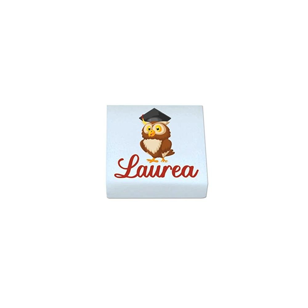 Marshmallow Laurea con bigliettini
