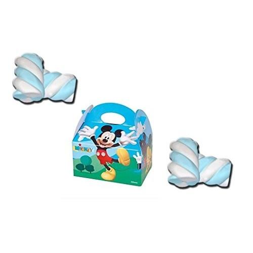 10 scatole Topolino con marshmallow