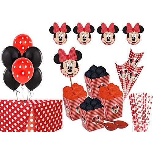 Kit per caramellata Minnie, Sweet table