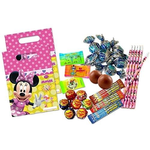 Set regalini fine festa party Minnie Disney