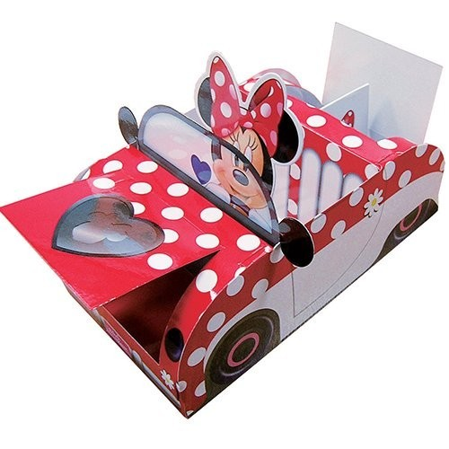 Centrotavola porta caramelle Minnie Disney