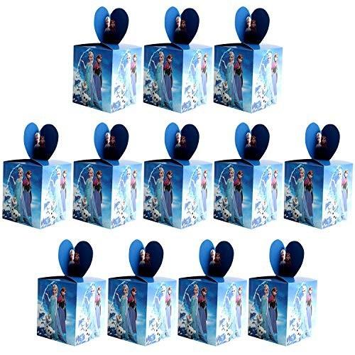 12 Scatole per caramelle Frozen Disney