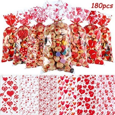 180 Sacchetti per Bomboniere San Valentino