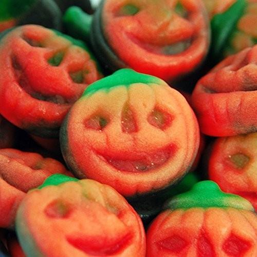 Caramelle gommose Zucchette Halloween da 1 Kg