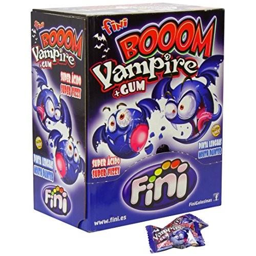 200 Gomme Vampire Boom con box espositore