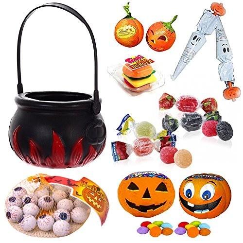 Kit Halloween caramelle e sacchetti