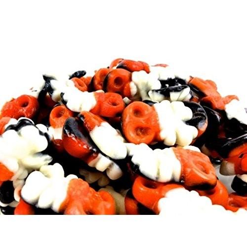 250 caramelle Pirati  e Teschi gommose - Vidal