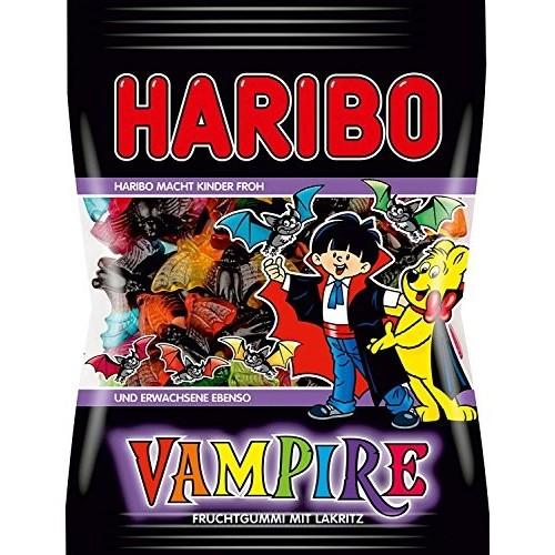 Haribo Vampire caramelle gommose da 200gr