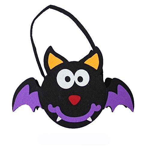 Porta caramelle pipistrello - Halloween