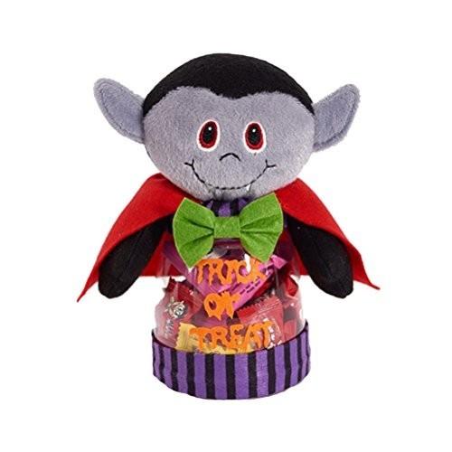 Barattolo di caramelle Vampiro - Halloween