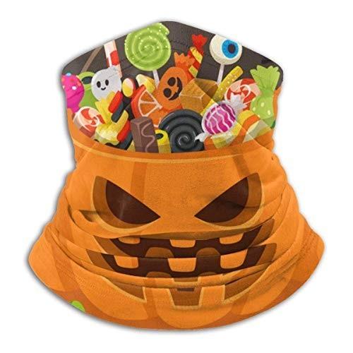 Zucca Halloween per caramelle