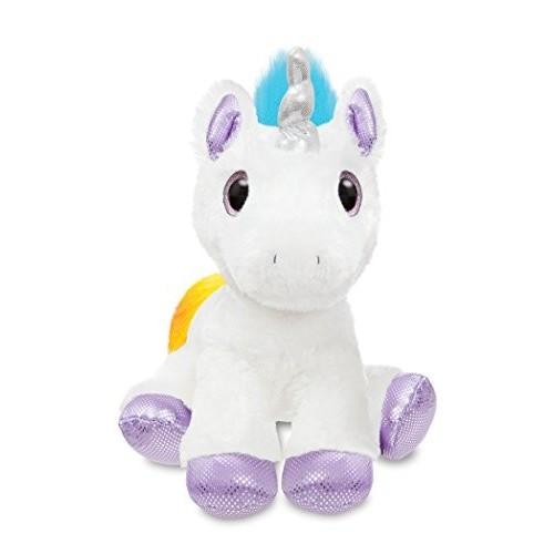 Peluche unicorno da 30 cm -  Sparkle Tales Aurora