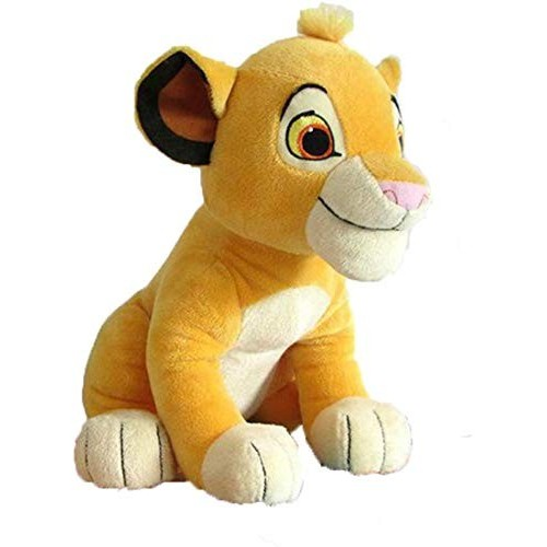 Peluche leone Simba da 26 cm - Disney original
