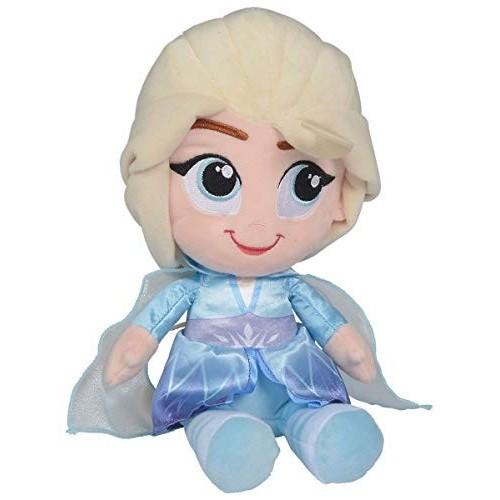 Peluche Elsa 30cm - Disney Frozen 2