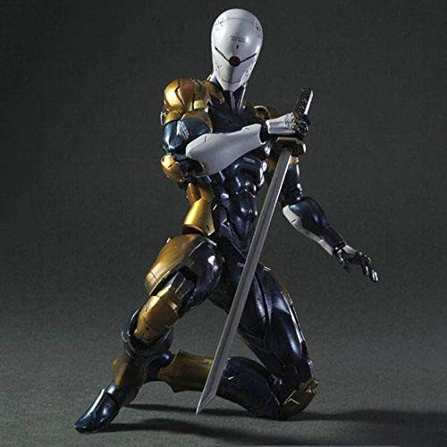 Action figure Grey Fox di Metal Gear Solid da 25Cm