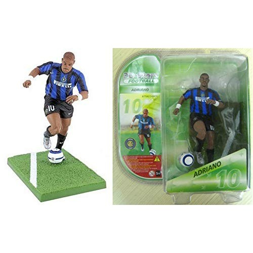 Action figure modellino di Adriano - Inter