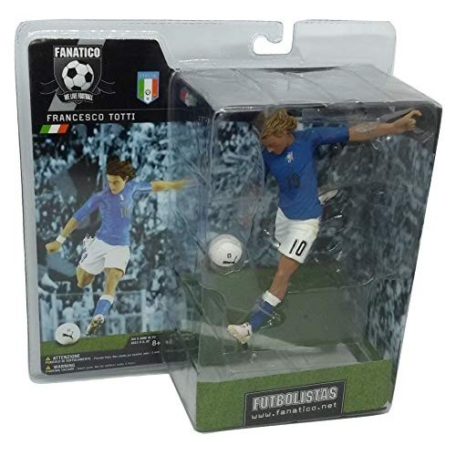 Modellino Francesco Totti - Action Figure