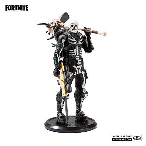 Modellino giocattolo Skull Trooper 18 cm - Fortnite