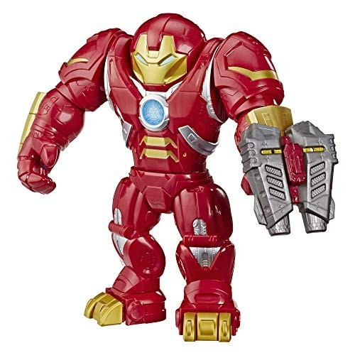 Modellino Hulkbuster Mega Mighties da 30 cm - Iron Man