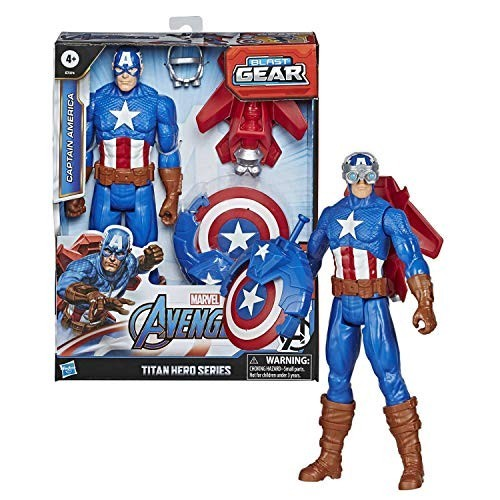Action Figure Captain America da 30cm - Avengers