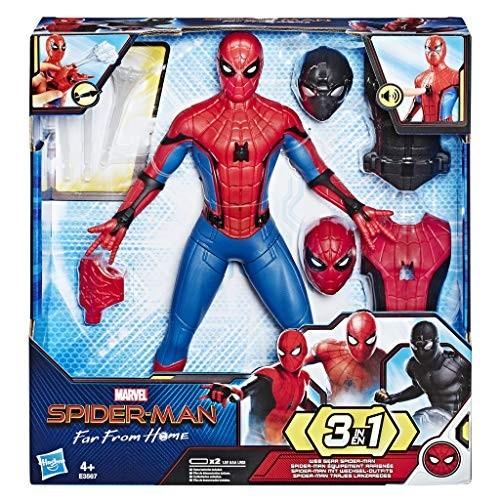 Modellino Spider-Man Far From Home da 33 cm