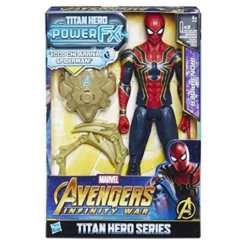Action Figure di Spiderman serie Avengers: Infinity War da 30 cm
