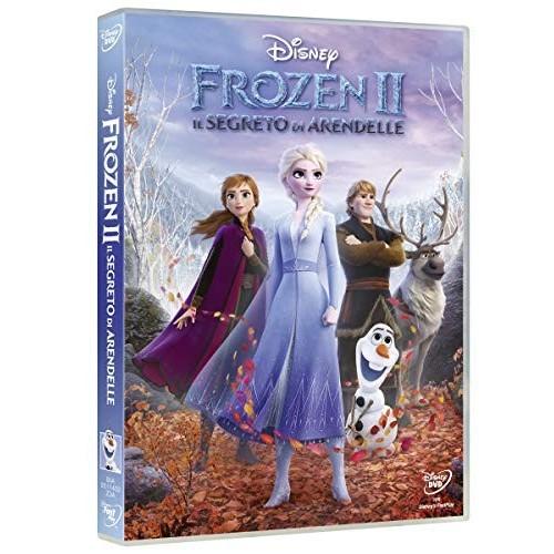 Film Frozen II Il Segreto di Arendelle in DVD (2020)