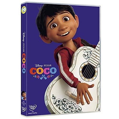 Film Coco 2018 in DVD, Blue Ray e 3D