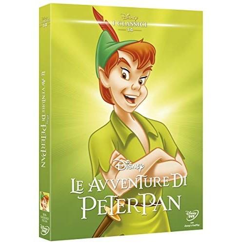 Film Peter Pan edizione 2015 - Disney in DVD