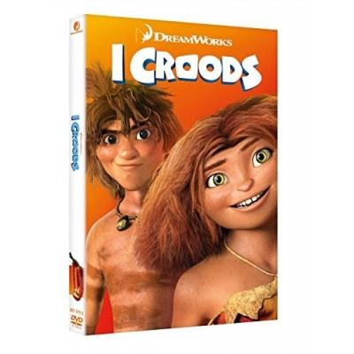 Film I Croods in DVD e Blue Ray - Dreamworks