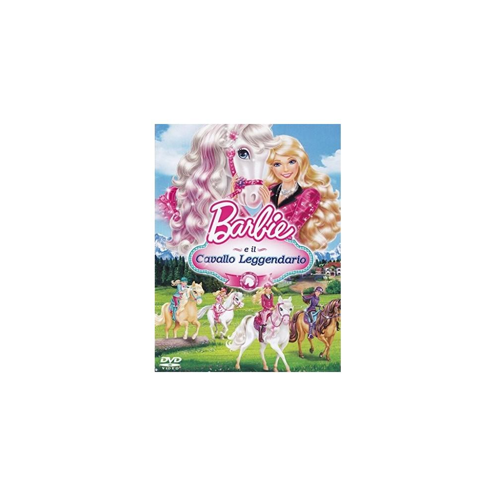 Film Barbie E Il Cavallo Leggendario in Blue Ray
