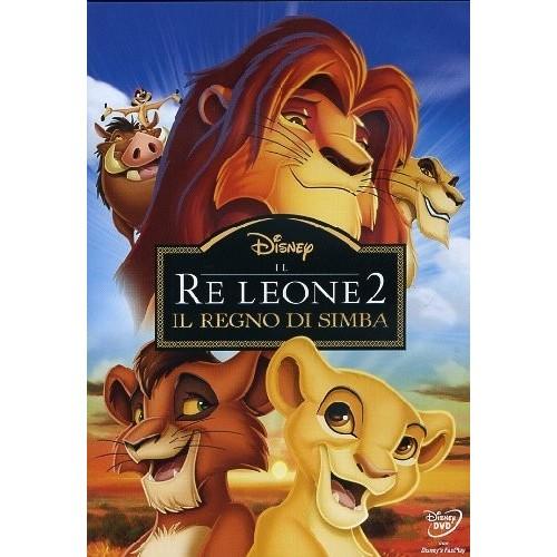 Film Il re leone 2: Il regno di Simba - Disney