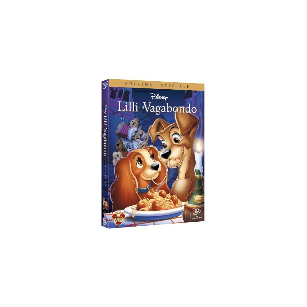 Film Lilli E Il Vagabondo Special Edition - Disney
