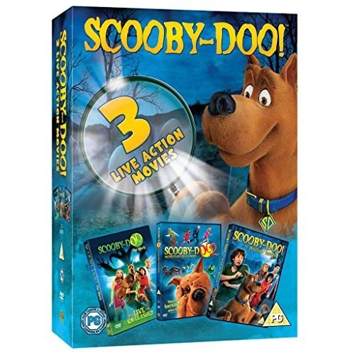 Scooby-Doo! - 3 film live action