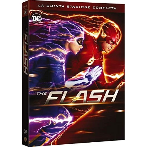 Stagione 5 The Flash - DC Comics