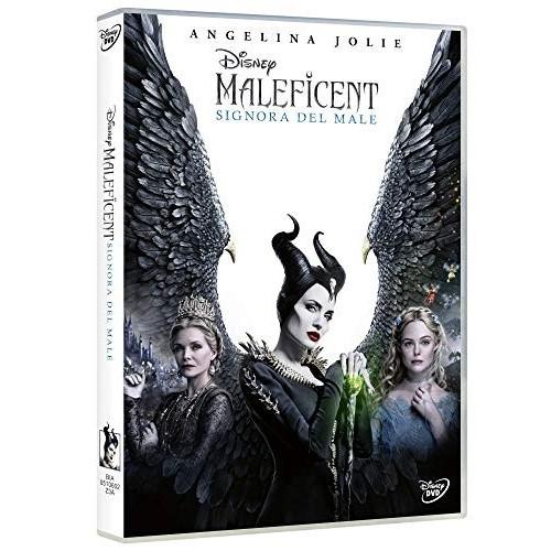 Film Maleficent Signora del Male in DVD e Blue Ray