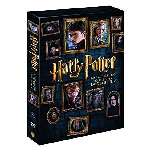 Harry Potter Collezione Completa con 8 DVD