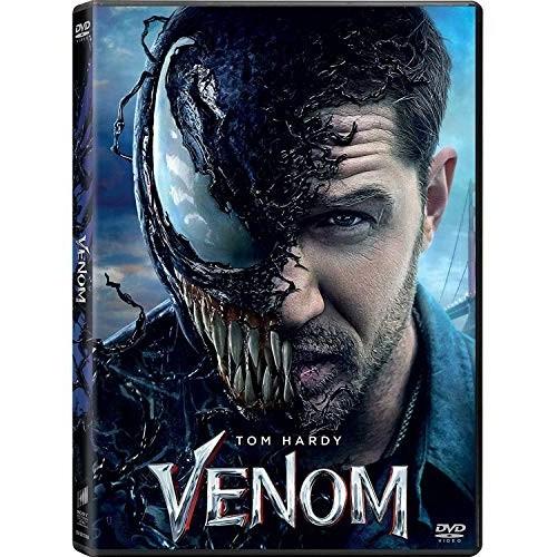 Film Venom (2019) in dvd e Blue Ray