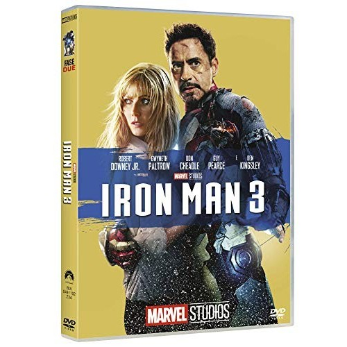 Film Iron Man 3 (2013) - Marvel