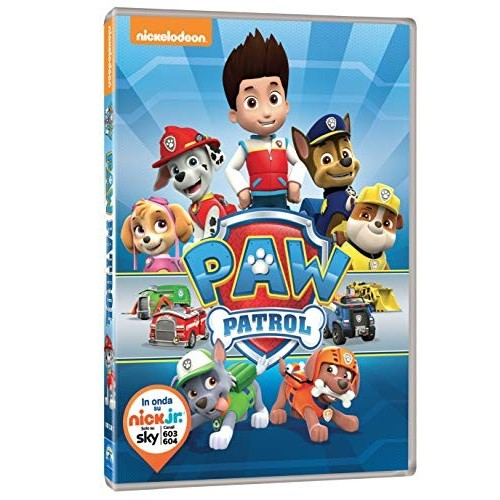 Film Paw Patrol in DVD (2015)