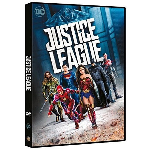 Film Justice League in DVD - DC Comics (2018)