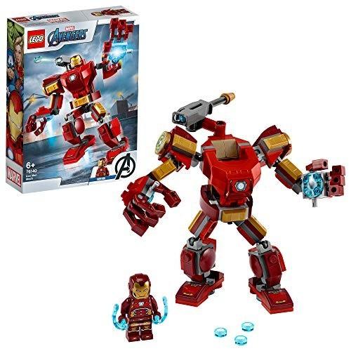 Modellino LEGO Super Heroes Avengers di Iron Man Mech