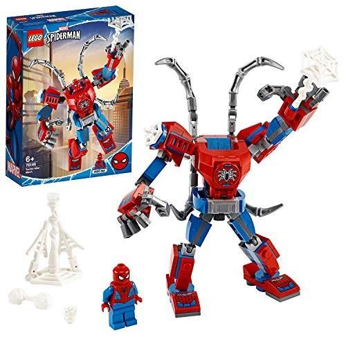 Modellino LEGO Super Heroes Il Mech di Spider-Man