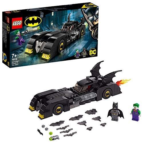 Modellino Batmobile - LEGO Super Heroes
