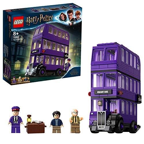 Gioco LEGO Harry Potter Auto Bus Nottetempo